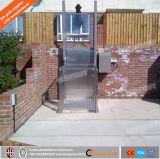 Levage de fauteuil roulant vertical de pouvoir de sûreté d'observation