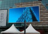visualizzazione di LED esterna di pH3.91 RGB per l'annuncio pubblicitario