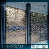 De decoratieve Zilveren Spiegel van de Kunst met de Certificatie van Ce