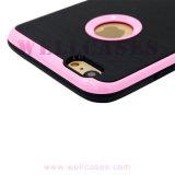 Caixa do telefone de Mboile do revestimento do cetim de Motomo dos acessórios do telefone para Samsung/iPhone/Huawei/LG