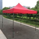 3x3m Red Top plegable al aire libre Canopy surgen el gazebo
