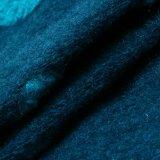 Вышитая шерстяная ткань высокого качества