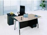 현대 컴퓨터 테이블 최신 판매 사무실 실무자에 의하여 구부려지는 책상 (SZ-OD364)