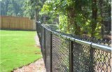 PVCによって溶接される金網の防御フェンス