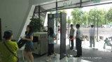 Sistema di allarme, camminata tramite il metal detector, allarme di obbligazione, scanner del corpo