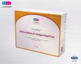 Heißer Verkaufs-Vibrio Cholerae O1 schneller Prüfungs-Installationssatz (Rückstände)