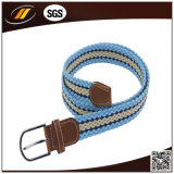 Homens Jean Pants Pin Buckle Hardware Braid Belt (HJ0492)