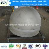 Protezioni servite della testa di emisfero per i tubi o i tubi