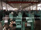 Máquina metal-gas flexible acanalada de la fabricación de la manguera