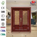 Дверь кухни стеклянная нутряная деревянная