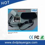 USB монитора MP5 Bluetooth зеркала Rearview 7inch, экстренный выпуск SD для тележки шины