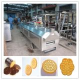 Máquina 2016 de la galleta de la fábrica de China con control del PLC