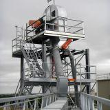 ISO9001: 2008 аттестованный вертикальный ковшевой конвейер, стальной ковшовый элеватор пояса