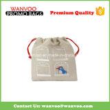 2016低価格の方法女性のための実用的な綿のドローストリングの装飾的な袋