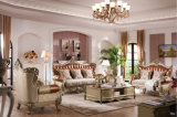Euro Antique Luxury Living Room Sofa