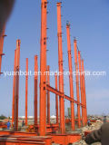 Славное Looking Steel Structure Outdoor Modeling Galvanized Material
