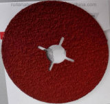 Talla de cerámica Vsm de la tapa del grano 885 discos de la fibra