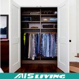 주문 크기 상한 침실 옷장 옷장 디자인 (AIS-W156)