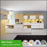 최고 Sense Euro Style High Gloss 또는 Matte Modular Lacquer Kitchen Cabinet