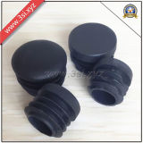 Vario Customized Black Round Inserts per Chair Legs (YZF-H65)