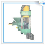 De verticale Machine van de Briket van het Schroot van het Ijzer van het Staal