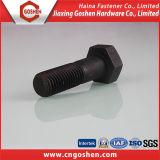 Boulon de haute résistance de sortilège de DIN933 DIN931 A325 A490