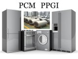 Steel preverniciato Coil per Freezer, Home Appliance PPGI