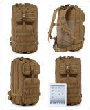 Große Travel Mountaineering 3p Backpack Stadt Tactical Camouflage Bag
