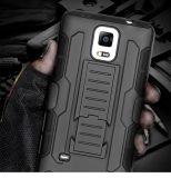 Caja al por mayor del teléfono de la armadura de la alta calidad para Samsung S5/I9600