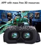지능적인 전화를 위한 2016년 Vr 3D 유리 Vertual 현실 Google 마분지 Vr 상자 3D Imax 영화관