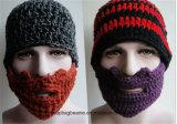 Шлем бороды зимы человека промотирования