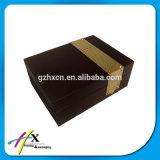 Роскошная изготовленный на заказ деревянная коробка пакета вахты индикации вахты