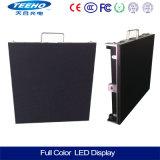 Mur visuel d'intérieur P4.81 de définition élevée polychrome d'Afficheur LED