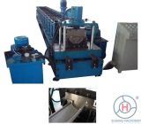 333mm Strip Width Half Round Downspout Roll Forming Machine