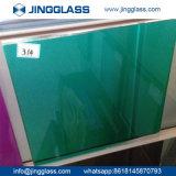 Double fritte en céramique en verre colorée glacée de verre trempé peinte en verre