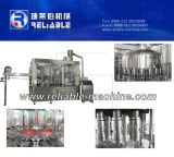 Frascos automáticos do animal de estimação da máquina de enchimento da água