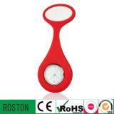 Reloj de la enfermera del silicón para el médico de hospital