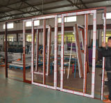 Porte coulissante de ceintures en aluminium du bâti 4 de la piste Kz359 2
