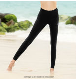 A ioga do desgaste da aptidão das mulheres da alta qualidade arfa a roupa atlética do terno de ginástica