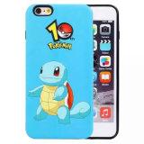 iPhone 6을%s 이동 전화 결합 상자를 그리는 Pikachu