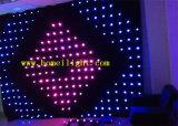 P18 het VideoGordijn van het Gordijn van de Visie met RGB LEDs