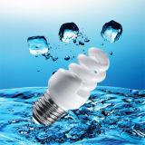 Lumière d'économie d'énergie T3 9W avec lampe spirale (BNF T3-FS-E)