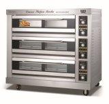 Vente ! ! ! ! Matériel électrique de cuisine de matériel de boulangerie de four de pizza de four de pain de four de paquet (FKB-3L)