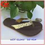 Ботинки сандалий тапочки женщин способа Flop Flip пляжа лета