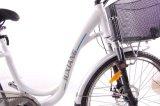 2016 Brushless Fiets van de Stad van de Motor Elektrische