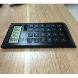 高品質のABSは10のディジット手持ち型の計算機(LC528A)二倍になる力の