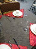 Новые стул и таблица ротанга гостиницы конструкции, напольное используемое пластичное складывают вверх таблицу Wicker ротанга