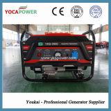 geöffneter elektrischer Strom-Benzin-Generator des Portable-3kw
