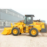 정면 Loader 3ton Rated Load와 1.8cbm Bucket Size