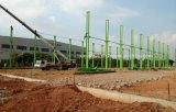 Prefabricated 안정되어 있는 강철 구조물 작업장 건물